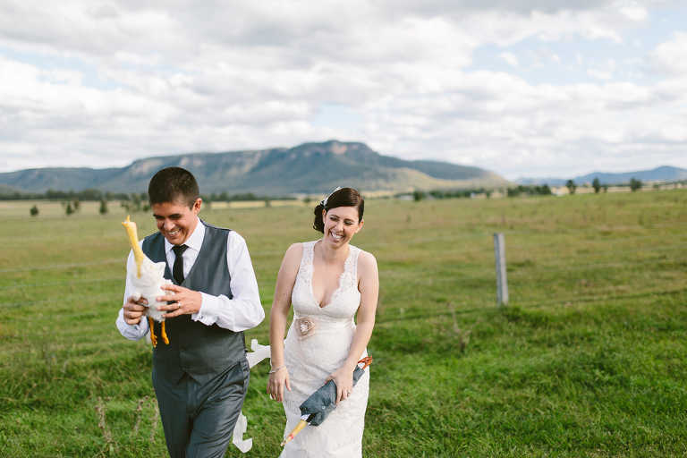 Hunter Valley wedding photographer