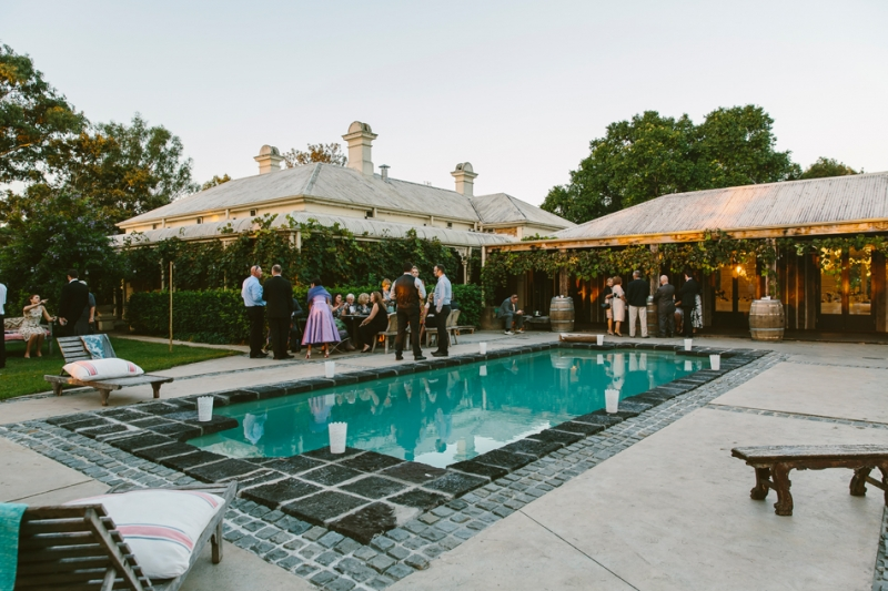 Ceremony Between Reception: Entertaining Guests Between The Ceremony & Reception
