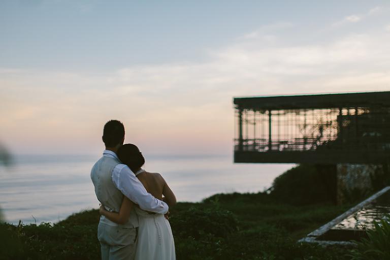 bali elopement wedding