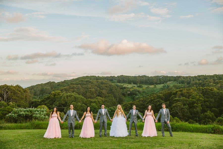 King Edward Park wedding