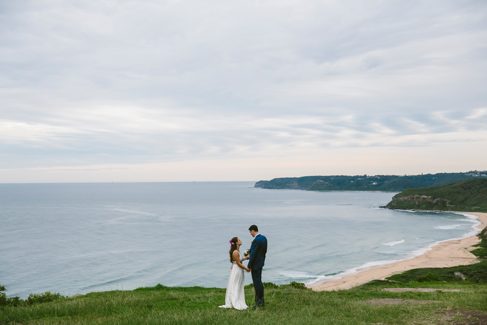 surfhouse merewether wedding