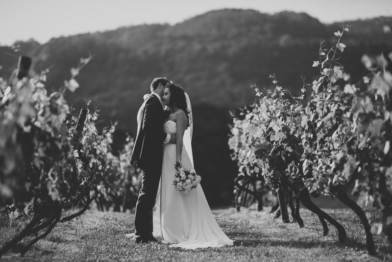 Silos Estate wedding