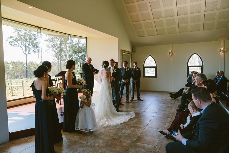 IronBark Hill Wedding