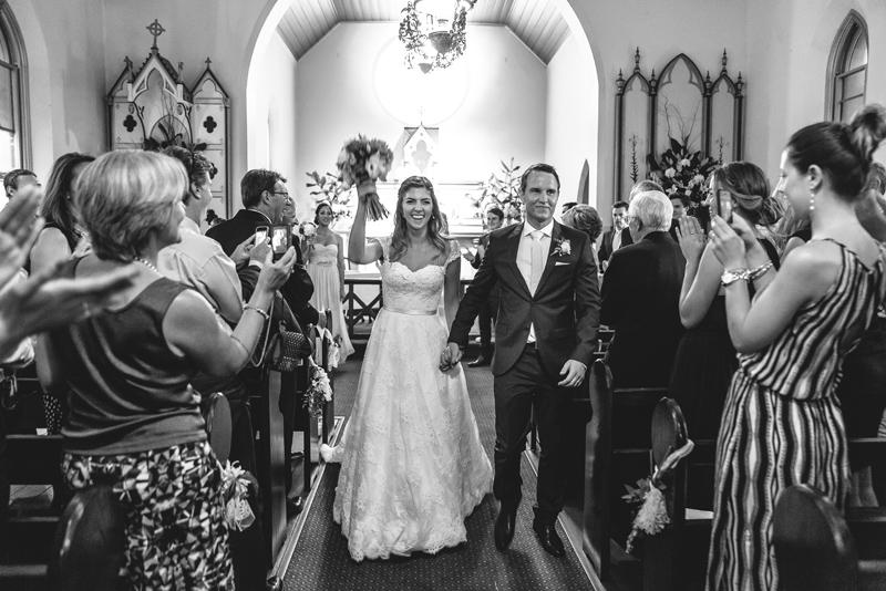 Roberts Restaurant Wedding
