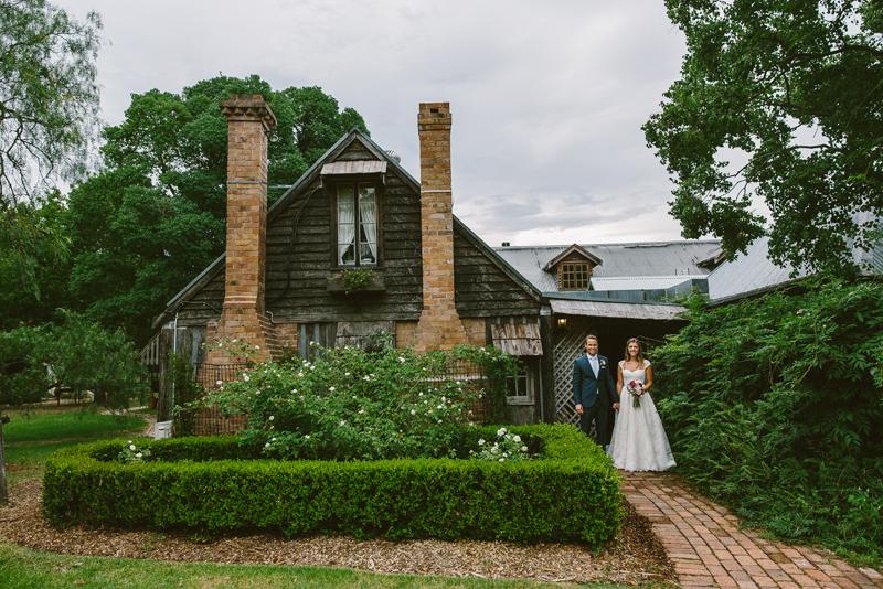 Circa 1876 Wedding | Hunter Valley