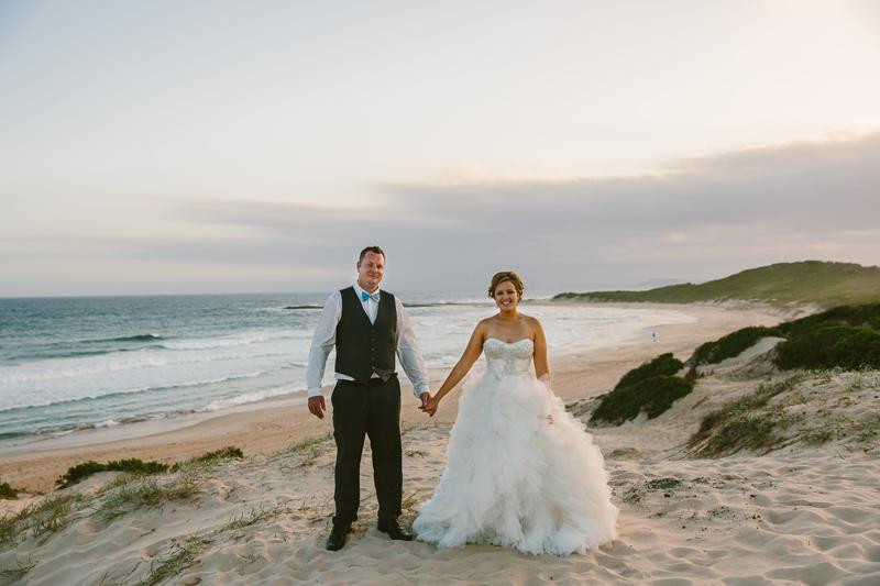 Soldiers Beach Wedding Central Coast