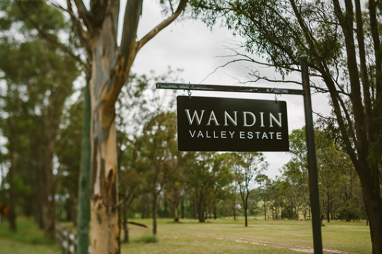 Wandin Valley Estate Wedding