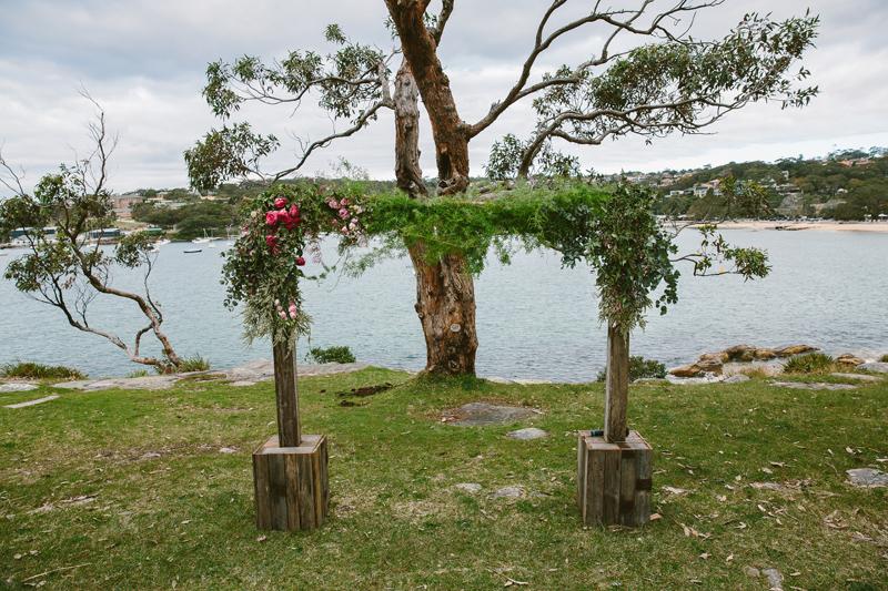 balmoral beach wedding