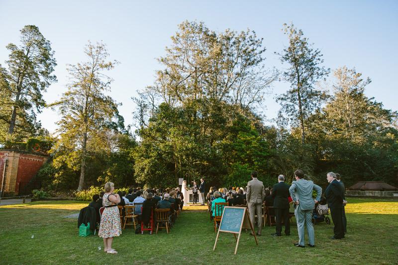 Walka Water Works Wedding