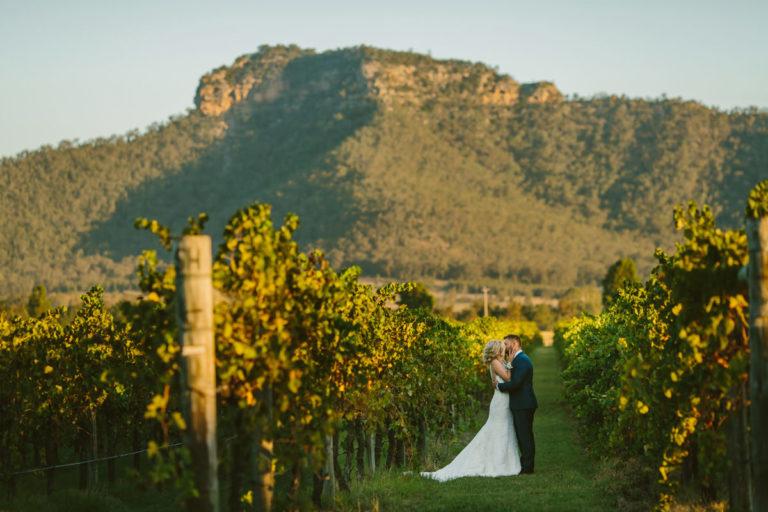 Margan Wines Hunter Valley Wedding