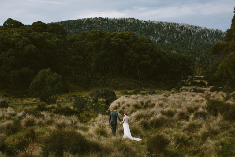 Lake Crackenback Resort Wedding