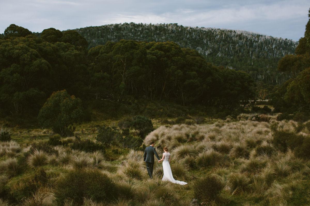 Lake Crackenback Resort Wedding | Cavanagh Photography