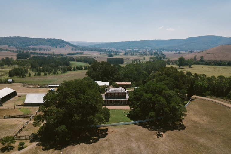 tocal homestead wedding