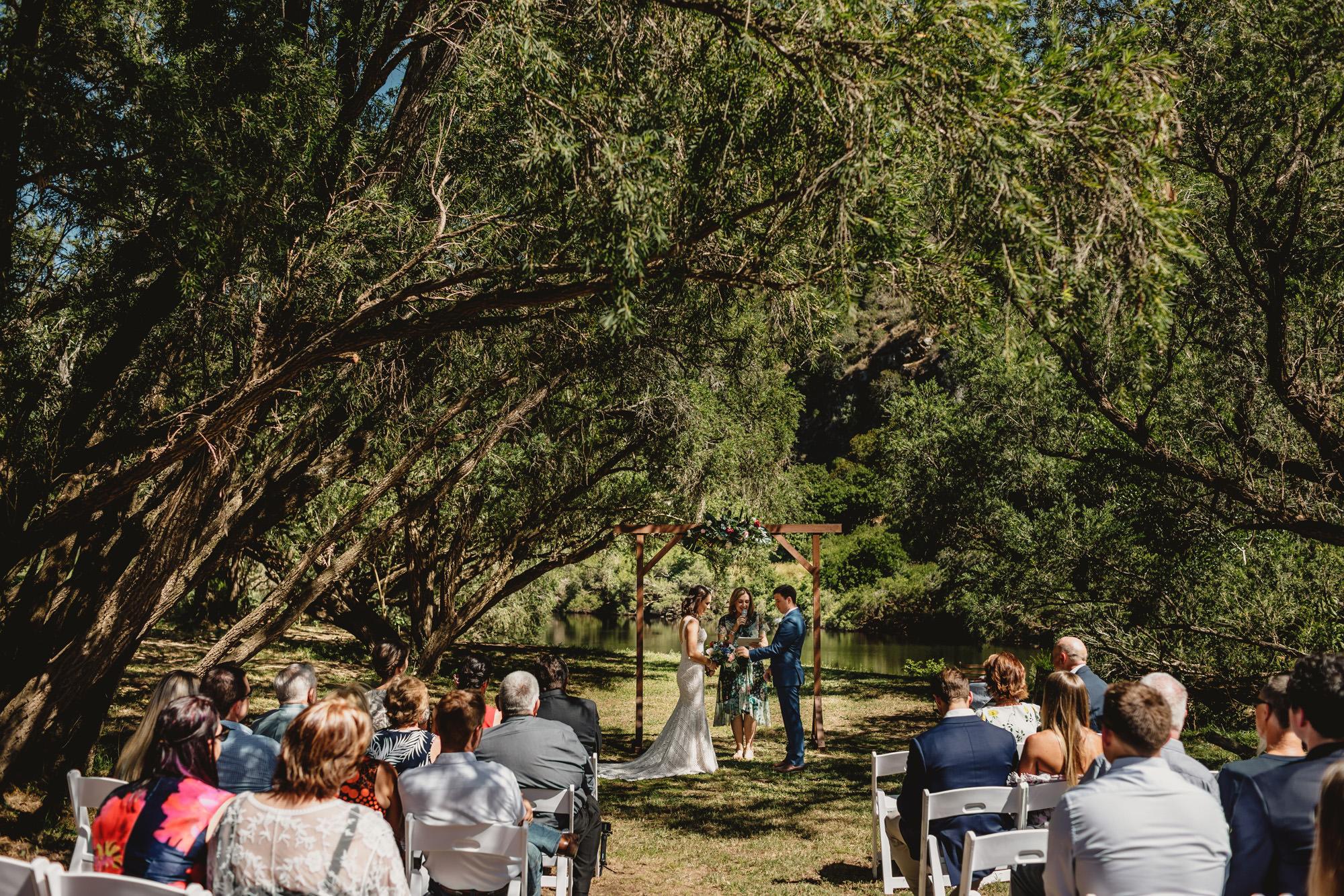 Longview farm wedding caffreys flat