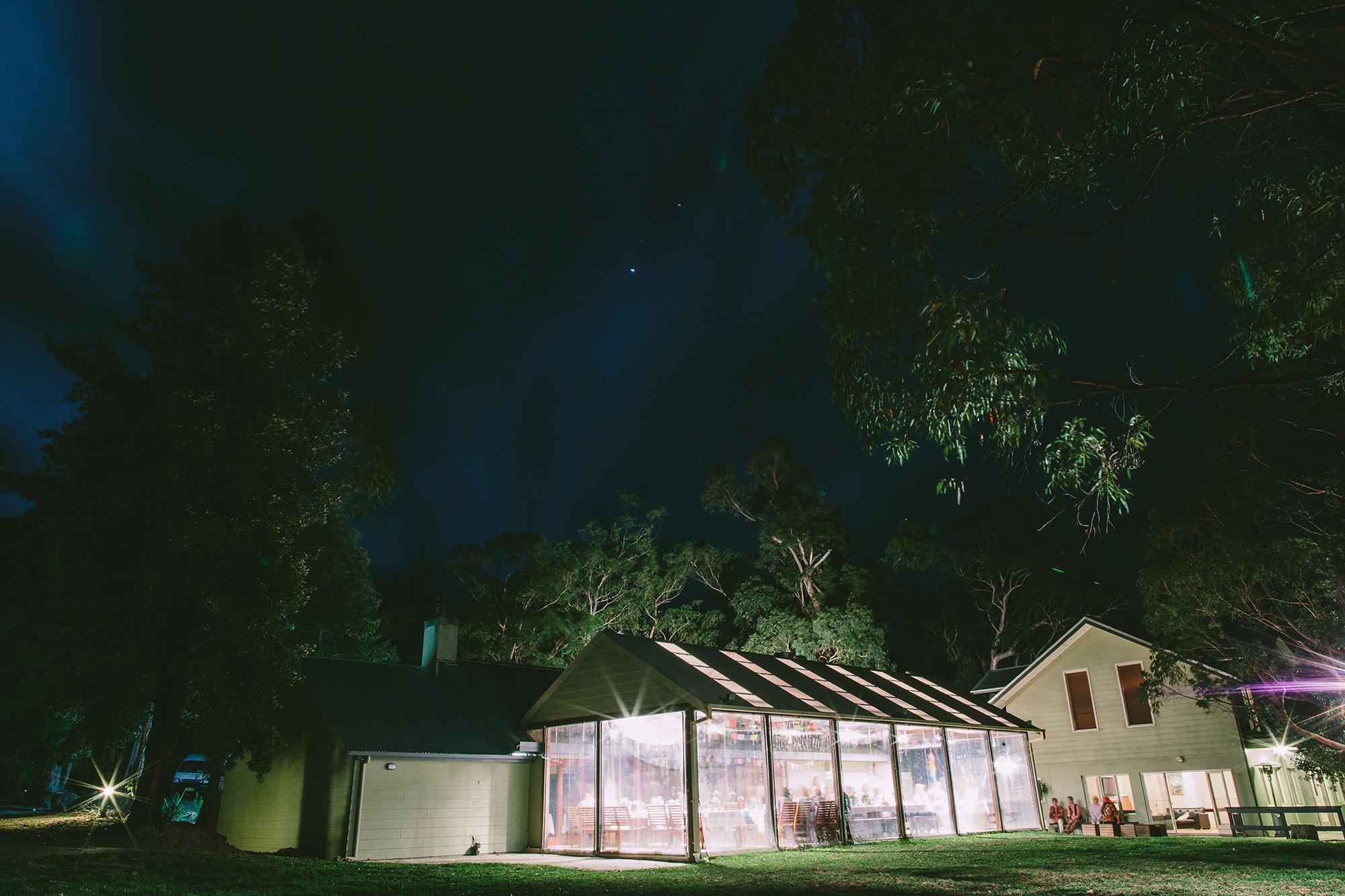 Kangaroo Valley Bush Retreat wedding reception venue