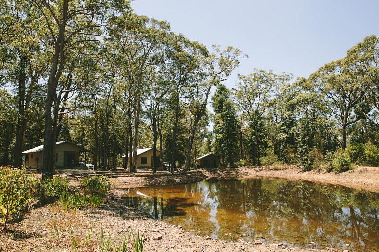 Kangaroo Valley Bush Retreat wedding accommodation