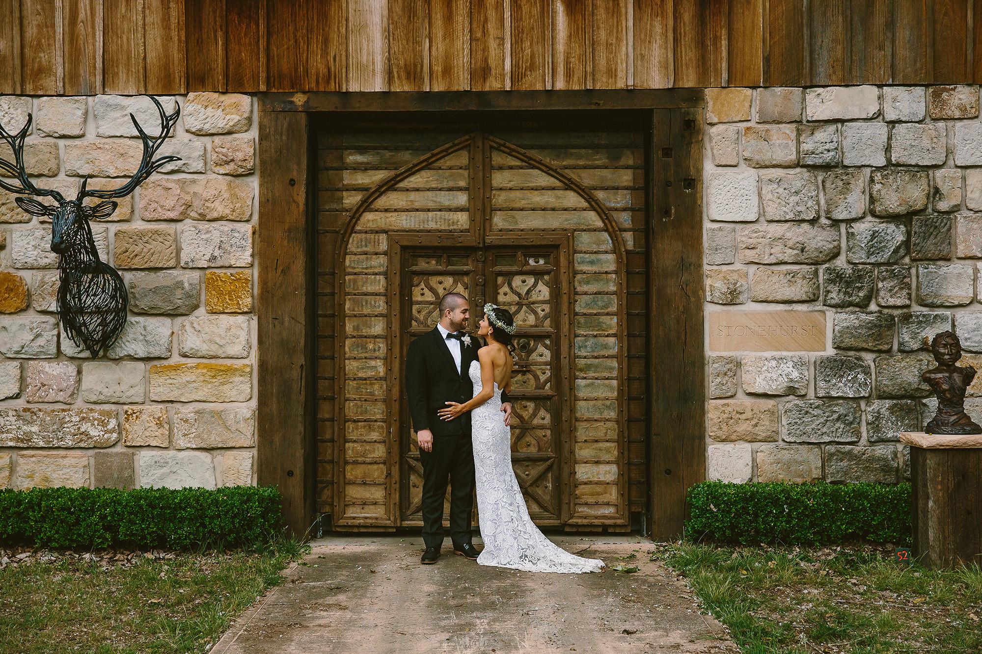 Stonehurst Cedar Creek Wedding