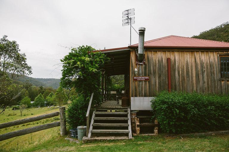 Stonehurst Cedar Creek cottages