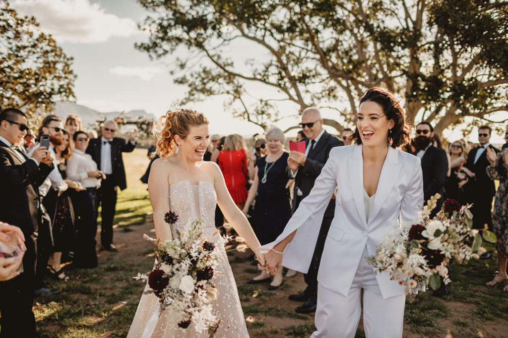 Bimbadgen Palmers Lane Wedding