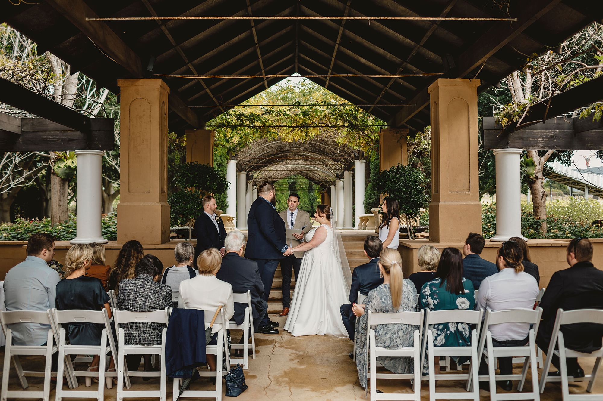 Hunter Valley Gardens Wedding