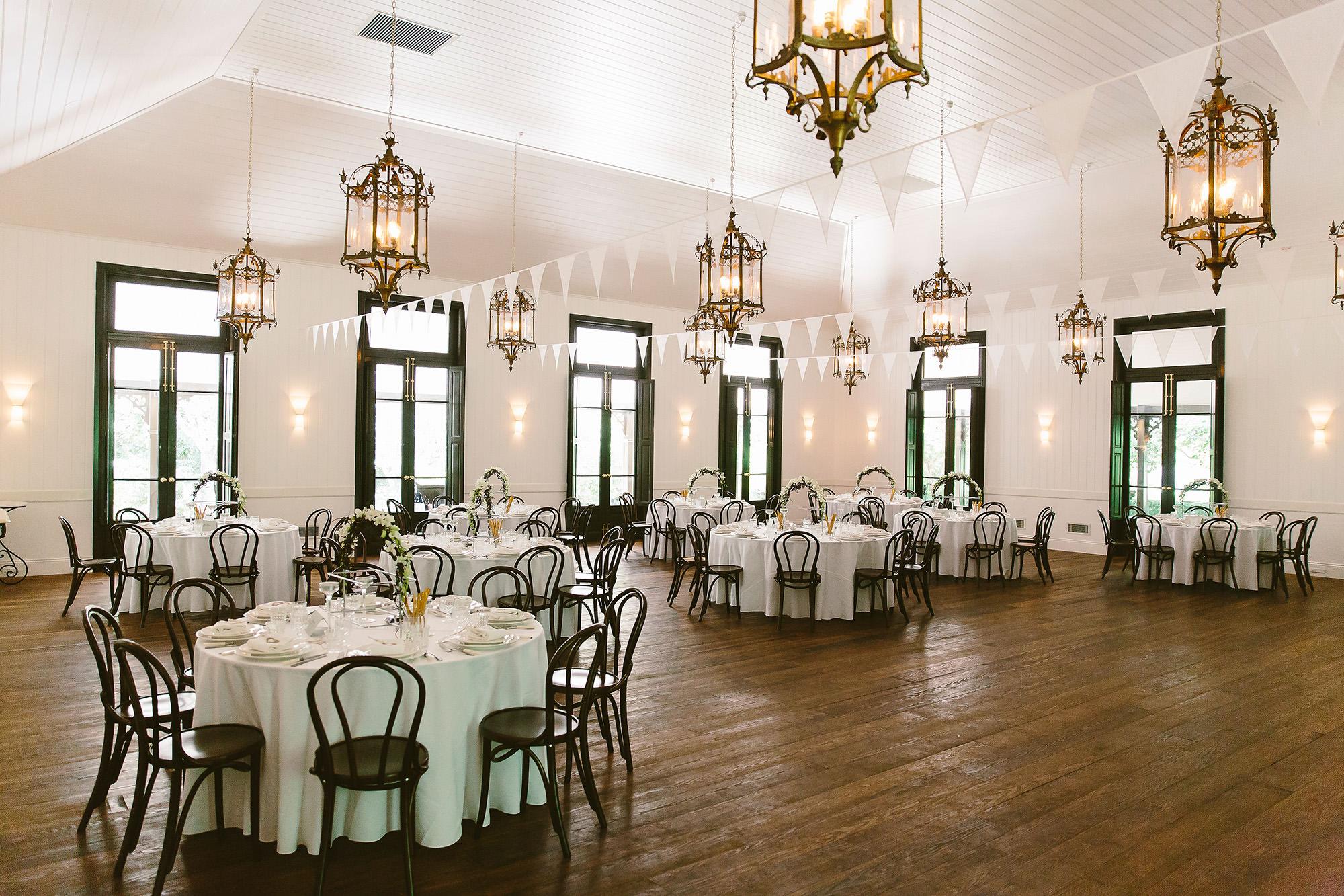 jaspers berry wedding venue reception room