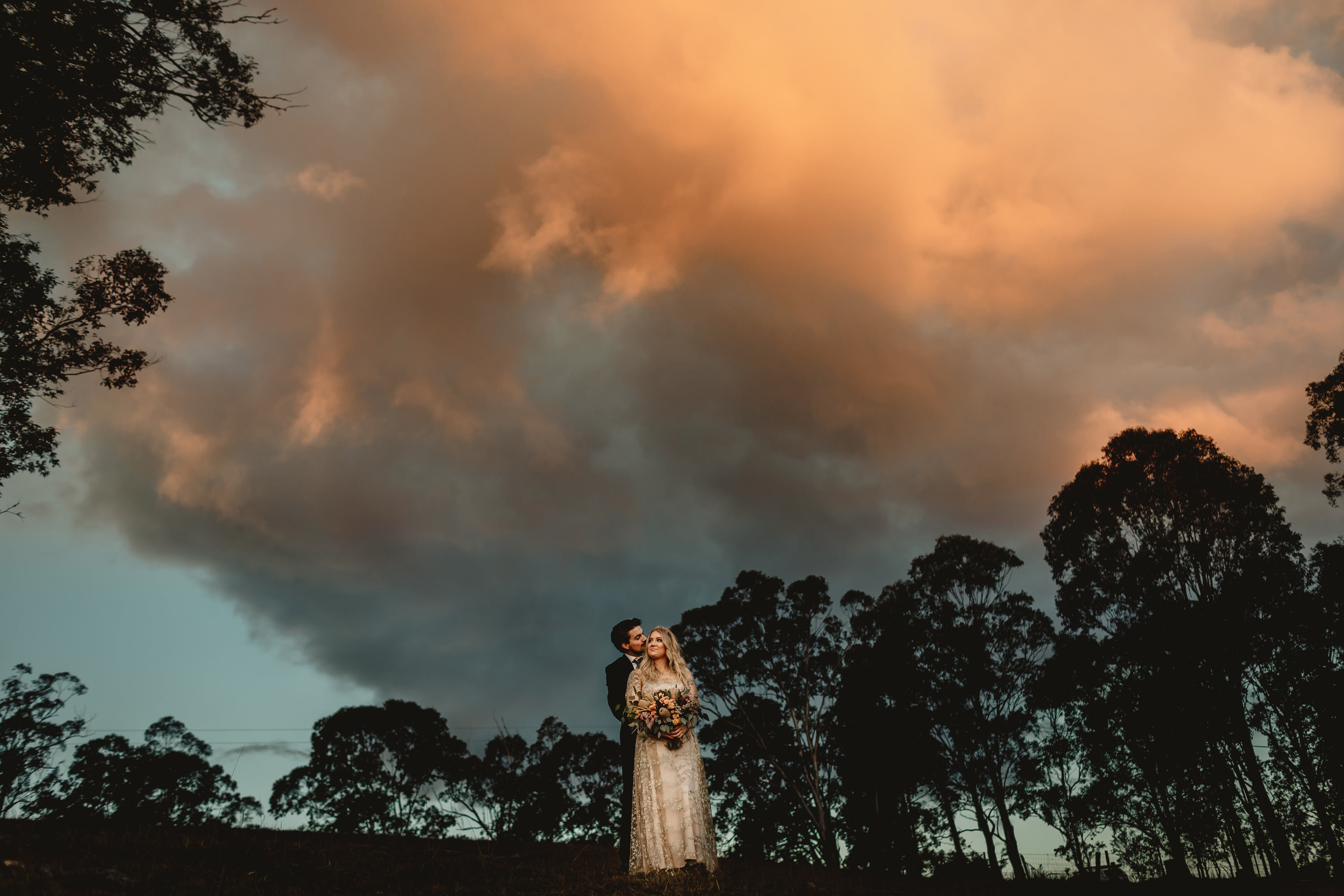 Goosewing Cottage wedding