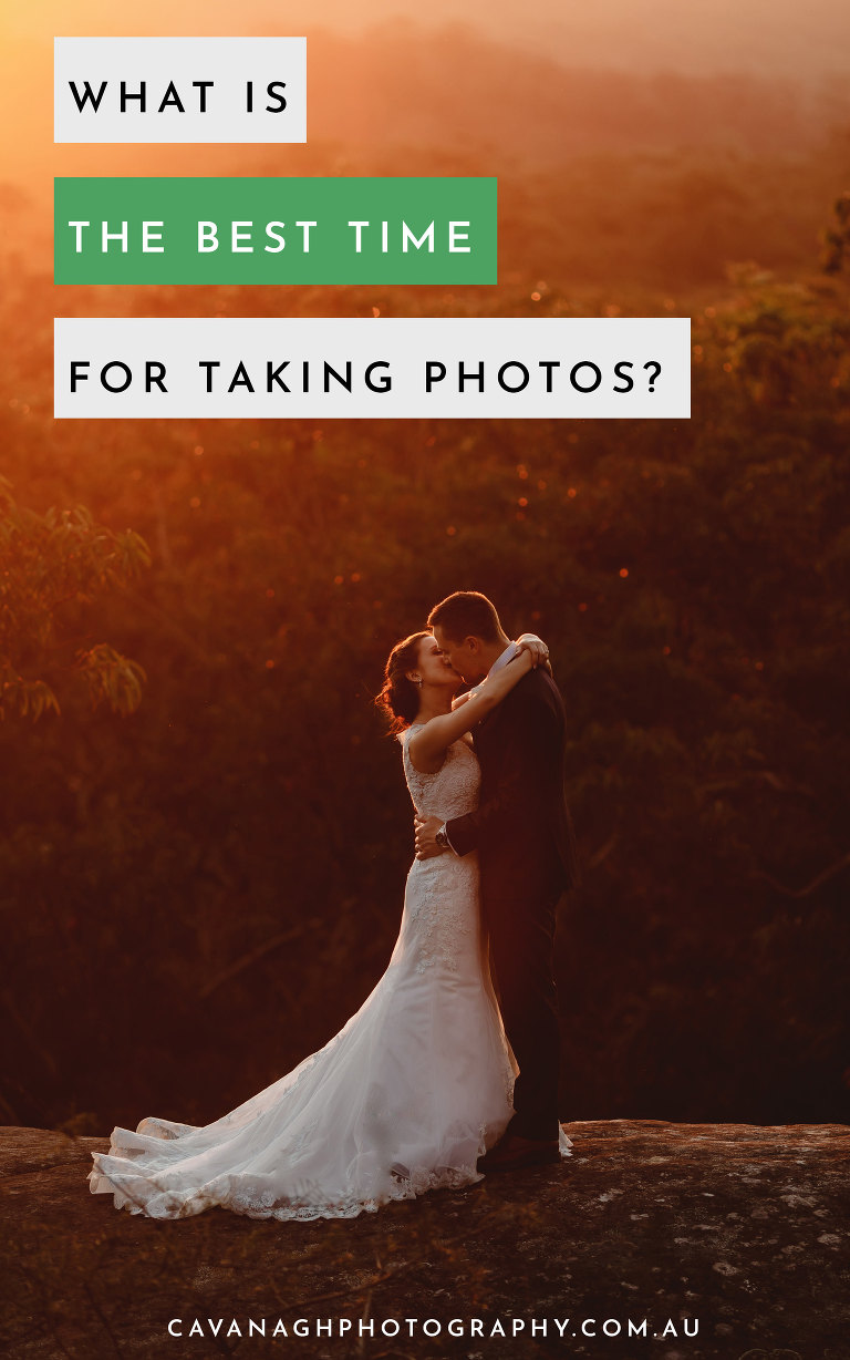 What is the best time for taking photos? The Golden Hour