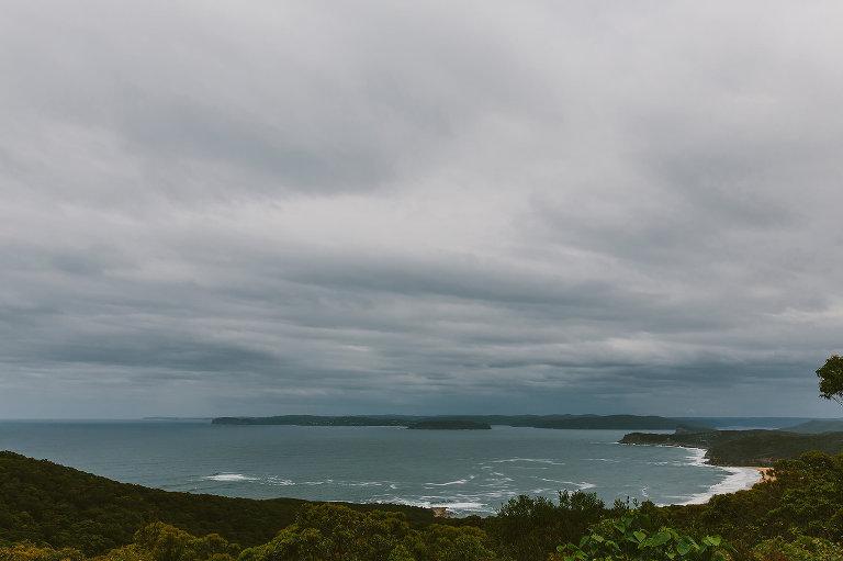 central coast at Killcare