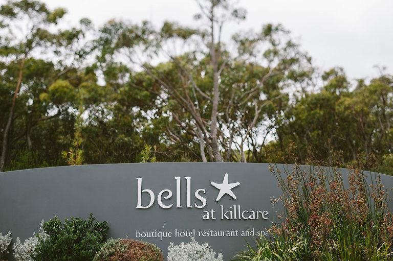 Bells at Killcare wedding