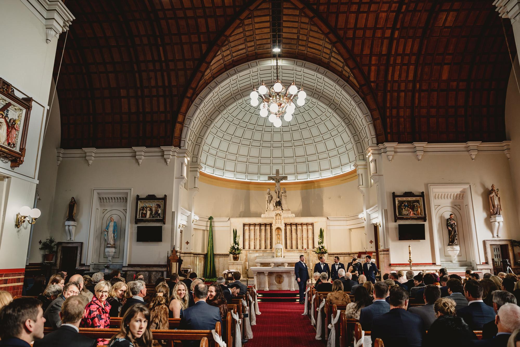 newcastle church