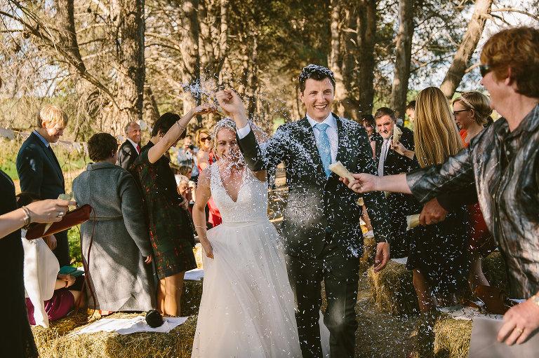 Shredded paper confetti wedding confetti ideas & tips