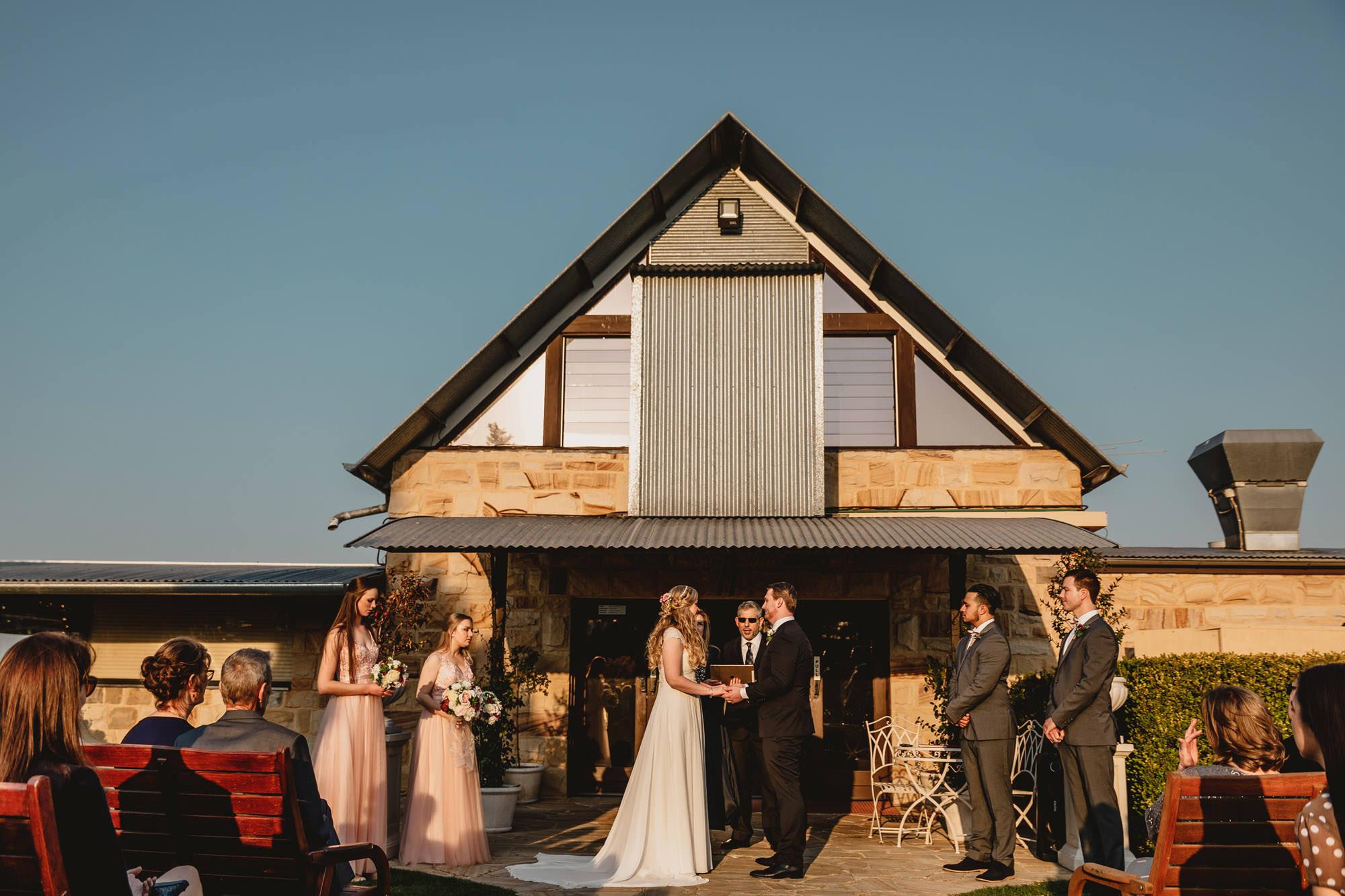 Peterson House Wedding Photos