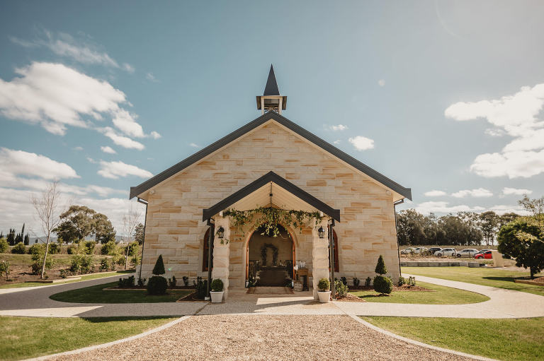 petersons house hunter valley wedding