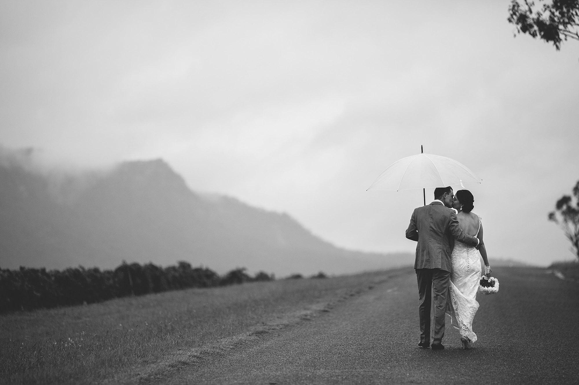 wet weather weddings