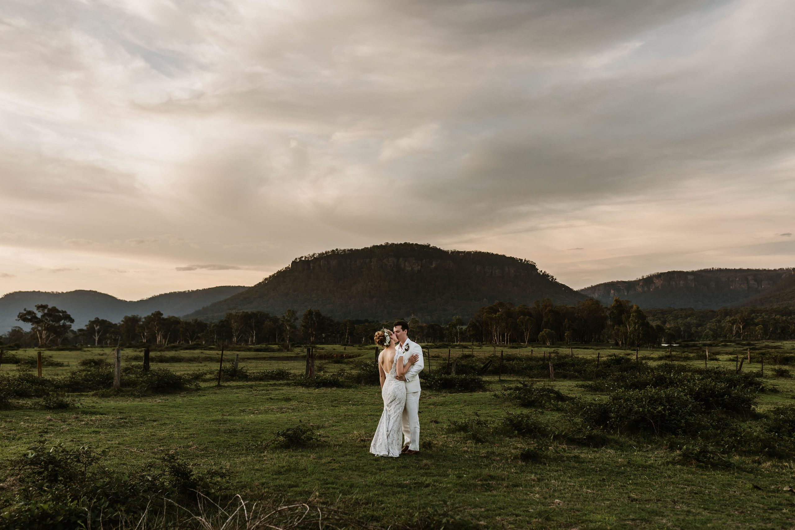Collits Inn Wedding