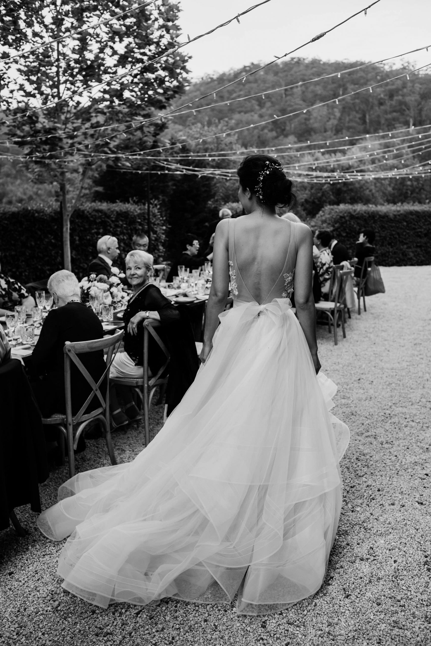 Redleaf Wollombi Wedding reception
