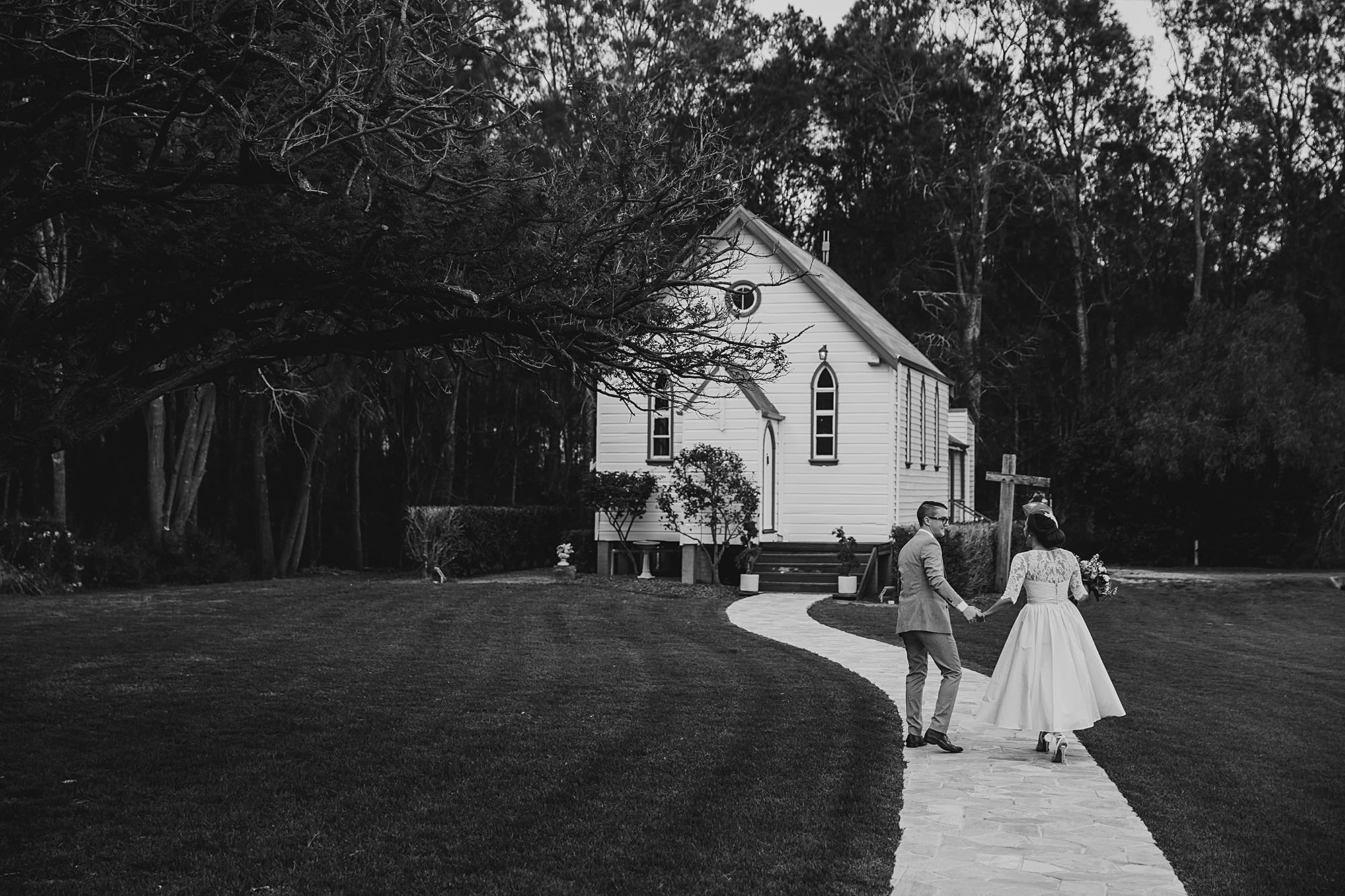 The Convent Hunter Valley wedding