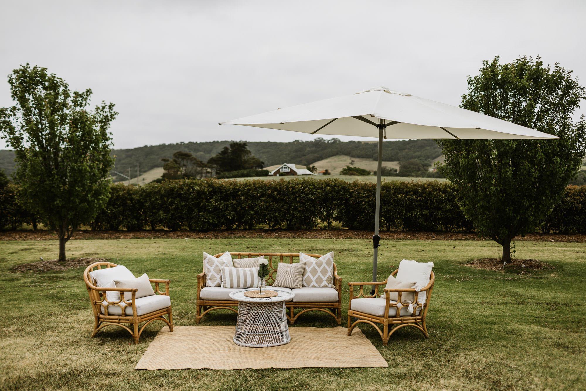 Seacliff House South Coast wedding