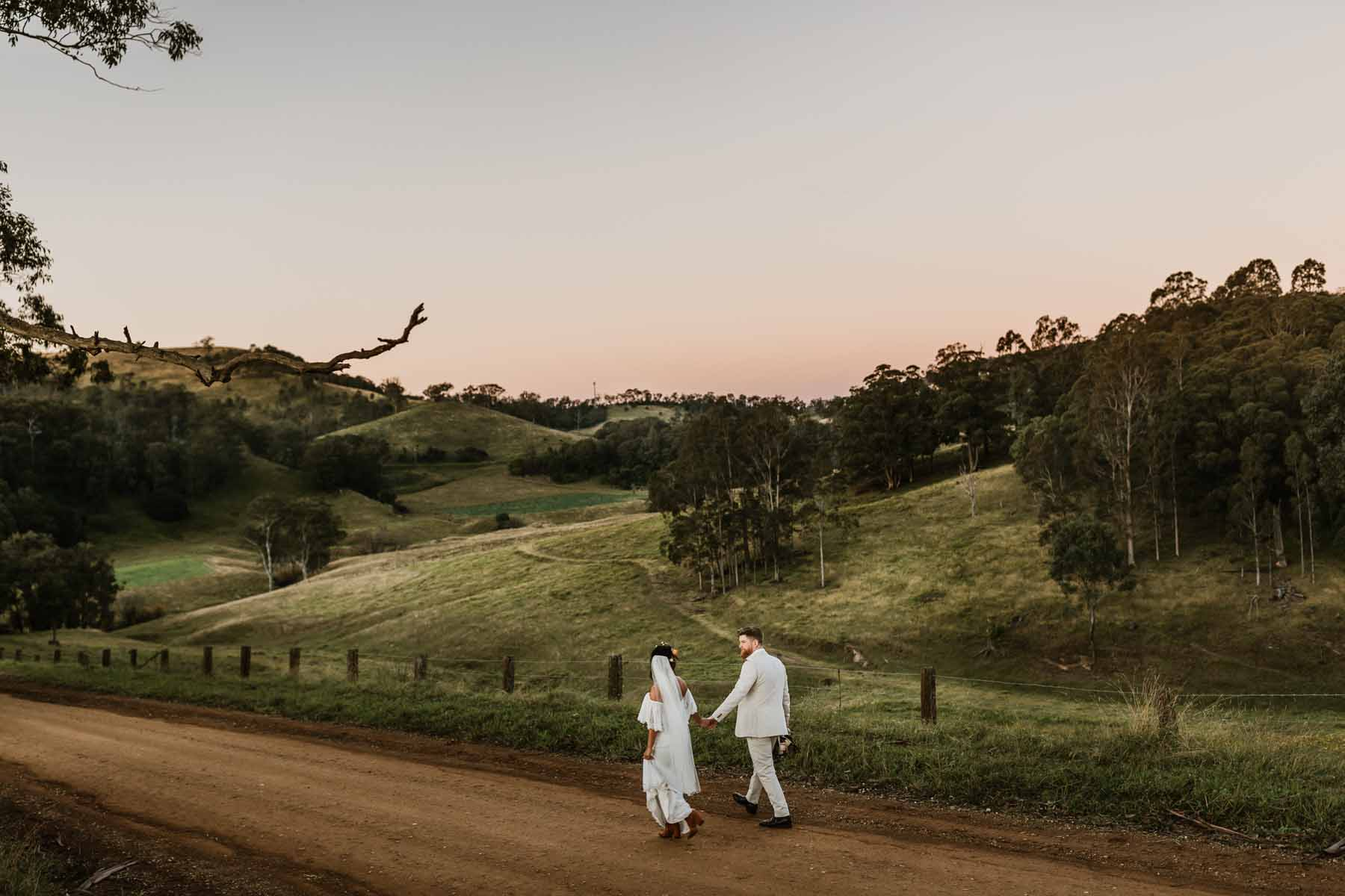 goosewing elopements hunter valley