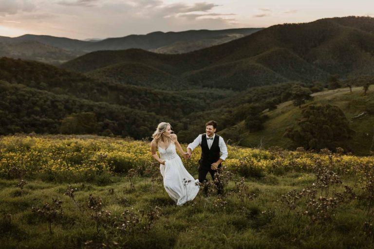 Turon Gates Wedding Capertree